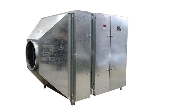 高效除异味油烟净化器一体机(甩油+静电+CCO干法)